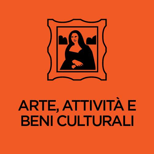 arte, attività e beni culturali