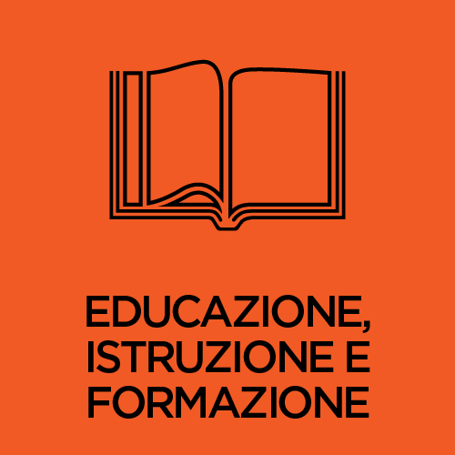 educazione, istruzione e formazione