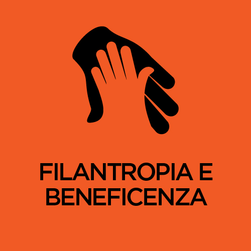 filantropia e beneficenza