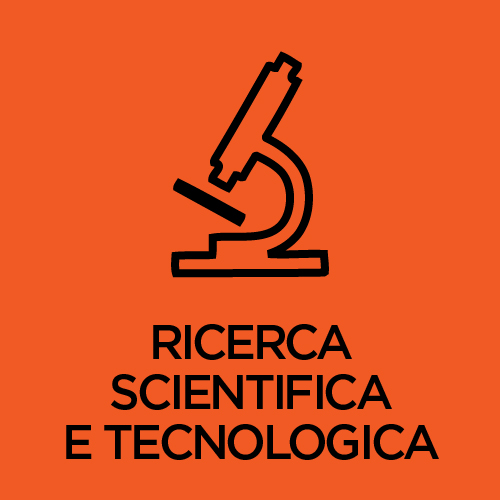 ricerca scientifica e tecnologica