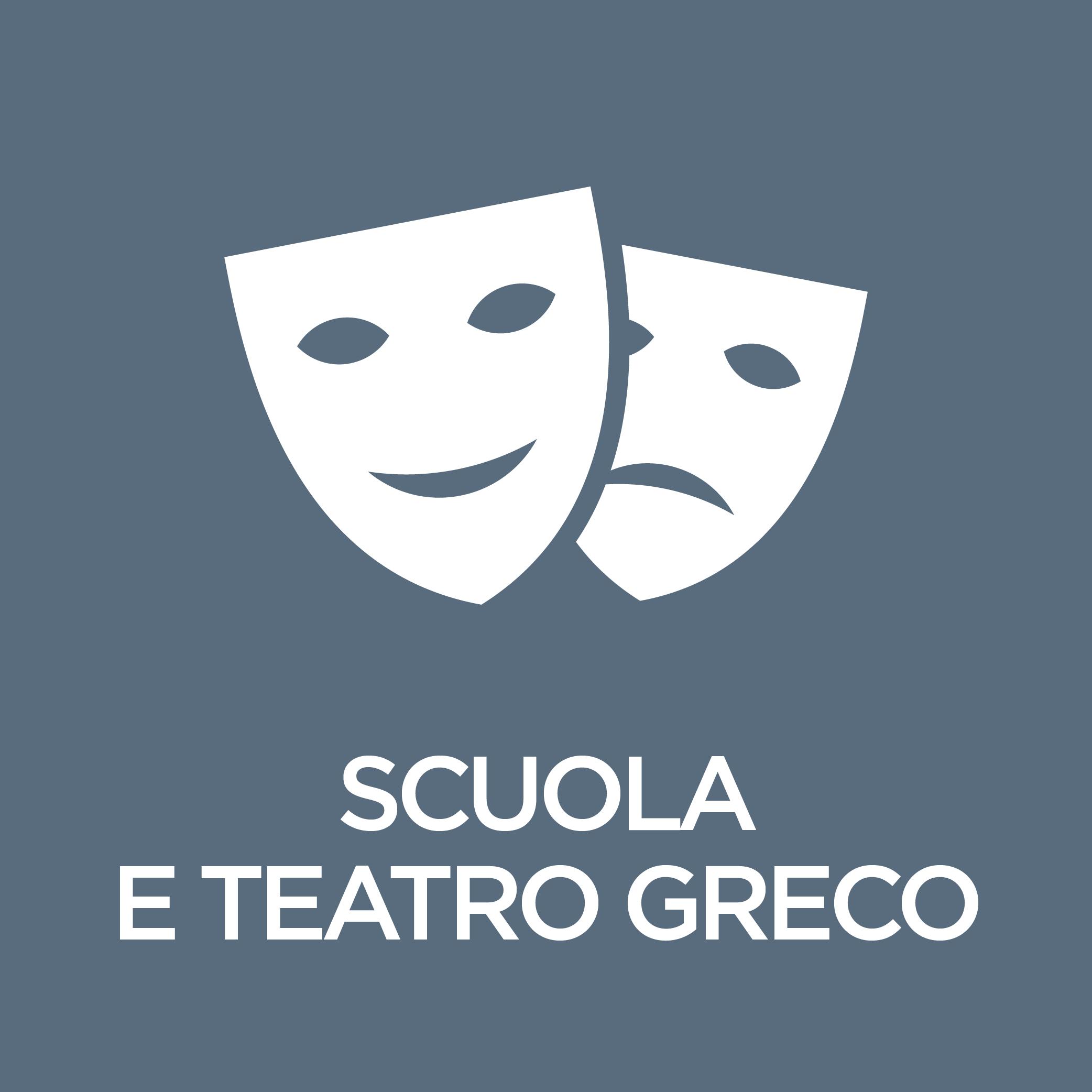 scuola e teatro greco